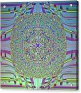 Digital Age Acrylic Print