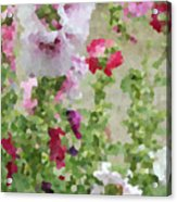Digital Artwork 1393 Acrylic Print