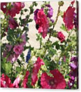 Digital Artwork 1418 Acrylic Print