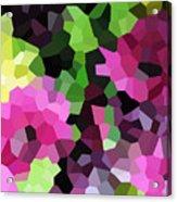Digital Artwork 844 Acrylic Print