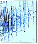 Digital Weave Acrylic Print