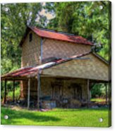 Dilapidated Building One Acrylic Print