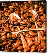 Diner Beans Acrylic Print