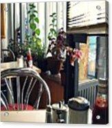 Diner Still Life 2  Acrylic Print