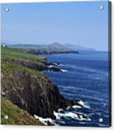 Dingle Coast Near Fahan Ireland Acrylic Print