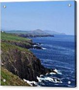 Dingle Coast Near Fahan Ireland Acrylic Print
