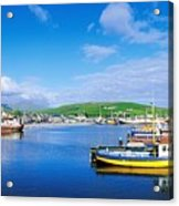 Dingle, Dingle Peninsula, Co Kerry Acrylic Print
