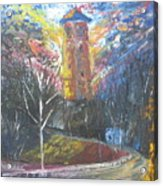 Dingle Tower Acrylic Print