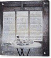 Dining Table- Swink Acrylic Print