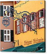 Dinkelsbuhl 12 Acrylic Print