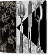 Dinner Conversation Acrylic Print