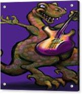 Dinorock Acrylic Print