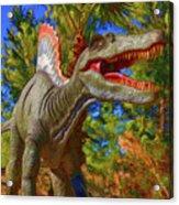 Dinosaur 12 Acrylic Print