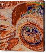 Dirtroad Joyride Acrylic Print