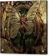 Disappointed Fairy 2 Acrylic Print