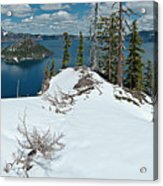 Discovery Point Panorama Acrylic Print