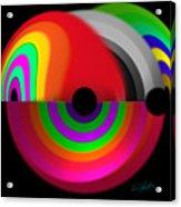 Discus Acrylic Print