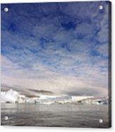 Disko Fjord Greenland Acrylic Print