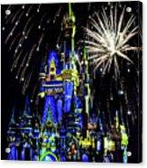 Disney 12 Acrylic Print