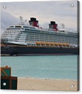 Disney Dream Acrylic Print