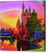 Disney Fantasy Art Acrylic Print