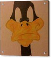 Disney Of Duffy Acrylic Print