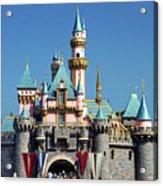 Disneyland Castle Acrylic Print