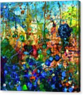 Dissolution And Rebirth Acrylic Print