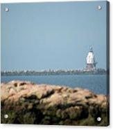 Distant Lighthouse Acrylic Print