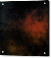 Distant Nebula Acrylic Print