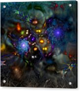 Distant Realms Of The Imagination Acrylic Print