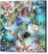 Disturbing The Sky Acrylic Print