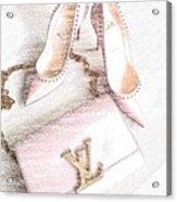 Diva Style Acrylic Print