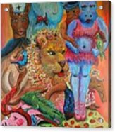 Diversity Acrylic Print