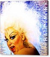 Divine 2 Acrylic Print
