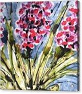 Divine Blooms-21057 Acrylic Print