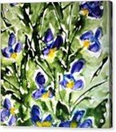 Divine Blooms-21169 Acrylic Print