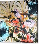 Divine Blooms-21171 Acrylic Print