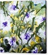 Divine Blooms-21172 Acrylic Print