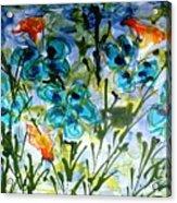 Divine Blooms-21180 Acrylic Print