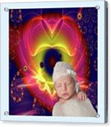 Divine Heart/bigstock - 92883674 Baby Acrylic Print