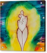 Divine Love Series No. 2079 Acrylic Print