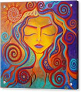 Divine Transcendence Acrylic Print