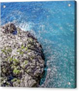 Diving In Italy Acrylic Print