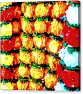Diwali Decorations 4 Acrylic Print