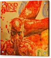 Dmx - Flesh Of My Flesh, Blood Of My Blood Acrylic Print