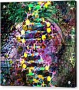 Dna Dreaming 7 Acrylic Print