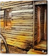 Do-00040 Old House Front Acrylic Print