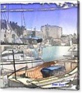Do-00048 Cullen Bay Acrylic Print