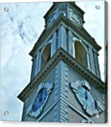 Do Not Be Late For Church Acrylic Print